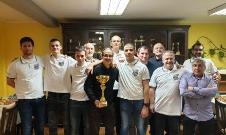 Завршена премијер лига београда 2021. – Победник ШК Гроцка.